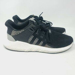 Adidas BY9509 QT Support Black Running Athletic